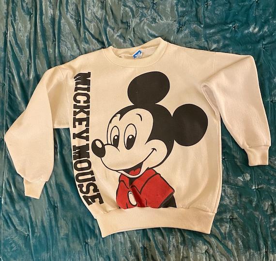 Disney Mickey Mouse crewneck sweatshirt