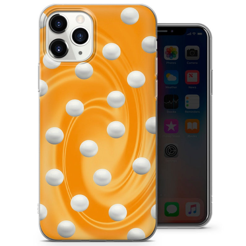 11 Xiaomi 7 Pearls Phone Case SE Fits Iphone 6 Huawei 8 Silk M43 Xr Abstract Marbles Samsung 12 Spheres Cover Xs