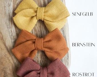 Hair loop | Fabric loop | Girls | Loop | Hair clip | Hair band | Newborn | accessories