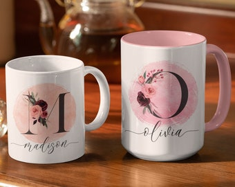 Mug snow queen v2 personalised with name cup