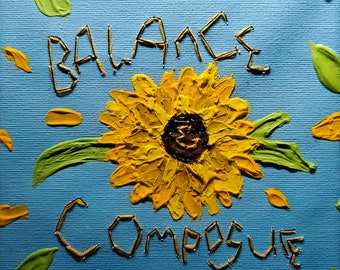 Balance & Composure