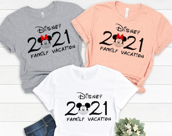 Disney 2021 Disney Family Shirts Disney World Shirt Disney Family Vacation Tee Social Disneying Shirt Disney Shirt Cool Mickey Shirts