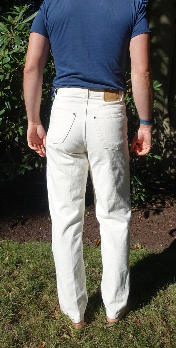Vintage 80s high waisted jeans by Structure jeans