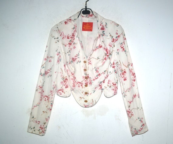 Special Offer Today!! Vivienne Westwood Floral Pri