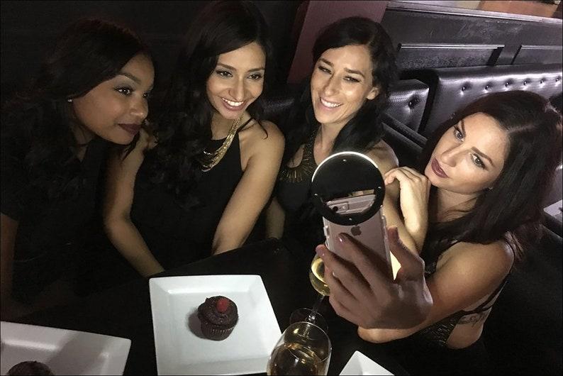 LED Selfie Light Ring Flash Fill Clip Camera For Mobile Phone image 5