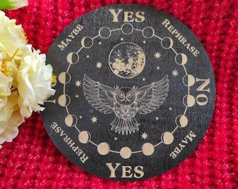 Barn Owl Pendulum Board