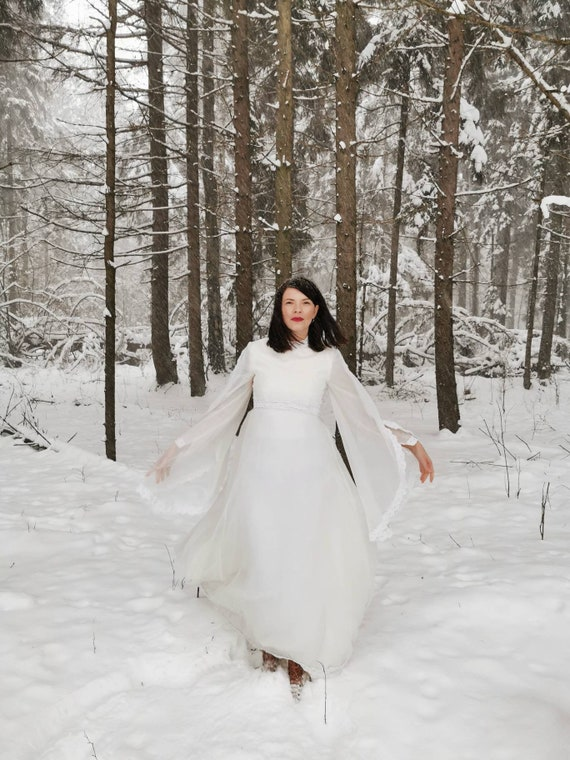 60s wedding dress Peterson Maid
