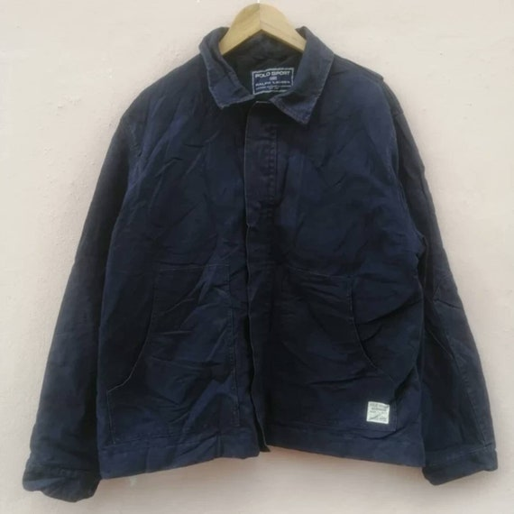 Vintage polo sport workwear button ups for men