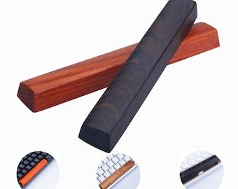Spacebar Wooden keycap Engraved Wood Artisan Keycaps OEM 6u/6.25u/6.5u/7u for MX Switch Gaming Mechanical Keyboard【Able to Engraved Text】