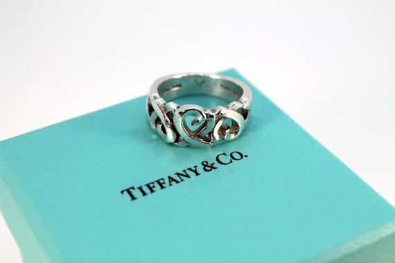 LOVING HEARTS Authentic Tiffany & Co Paloma Picass
