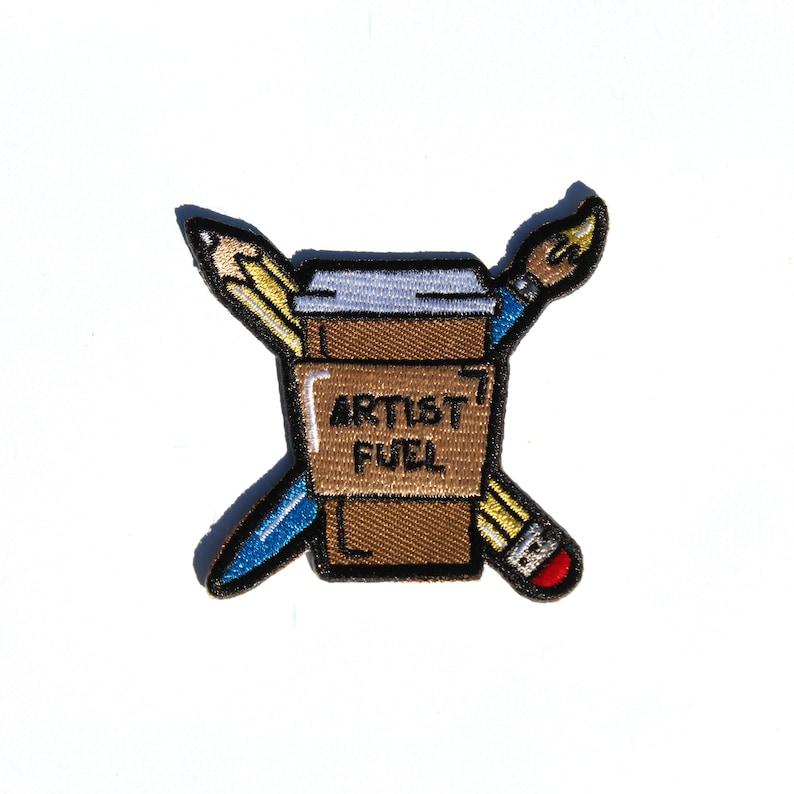 Artist Fuel Patch