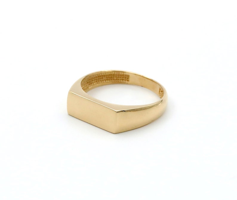 Valentine/'s Days Ring Gift Ring for Her Dainty Stackable Ring 14k Stacking Ring 14k solid Gold Stackable Ring Unique Band Ring Sale