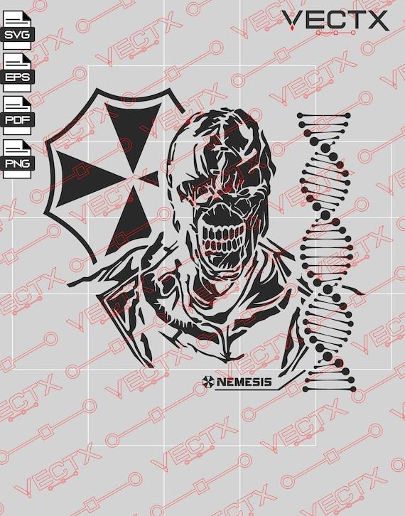 Umbrella Corporation svg Resident evil Svg  Png  Dxf  Pdf  Eps.