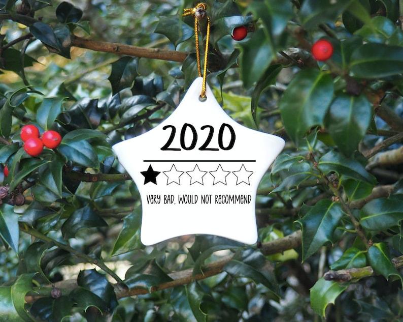 Kerststercoratie 2020 Kerstoverzicht 2020 2020 Aandenken image 0