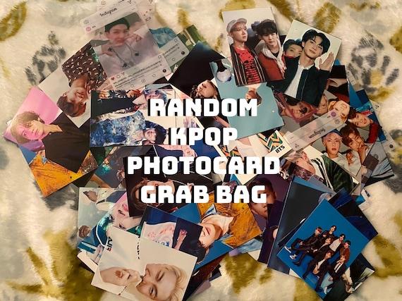 Small K-POP Mystery Grab Bag