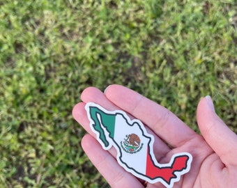 Mexico Waterproof stickers