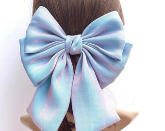 Hair Bows Toddler Headbands Baby Headbands Pearlescent Bow Toddler Bows Pink Bow Baby Bows Mint Green Bow Girls Hair Clips