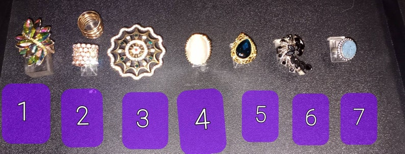 All 7 Gorgeouse Rings Artsy,flowery,unique gold rings .ring lot