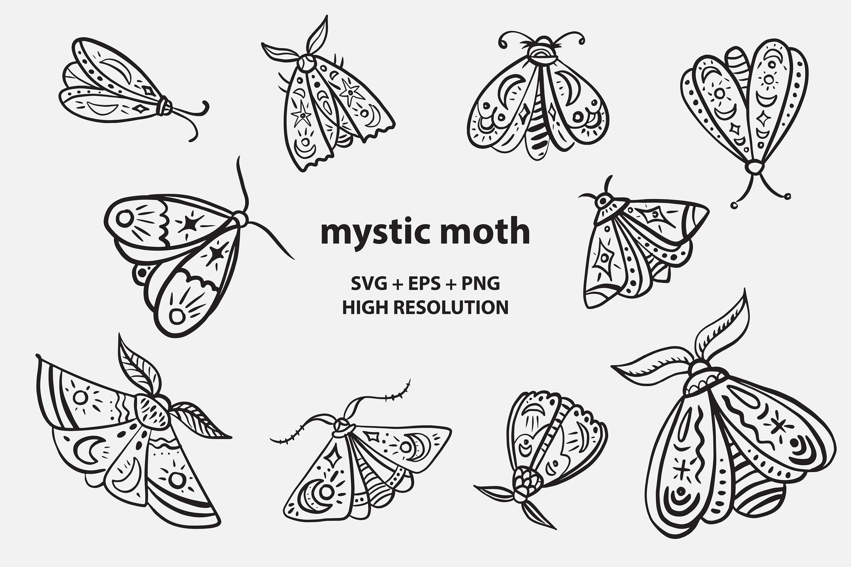 Celestial Moth