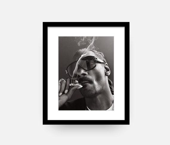 High Quality print of Snoop Dogg