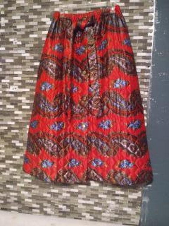 1960's Circle Skirt