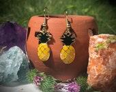 Pineapple Magic Earrings