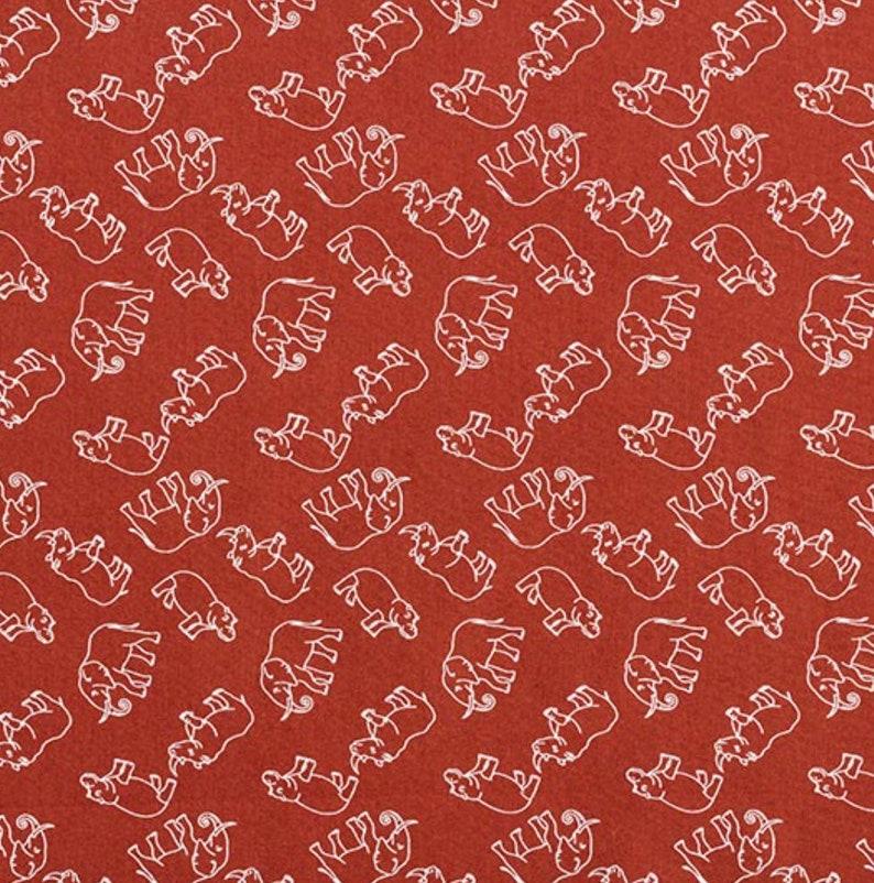 Set of two bandana bibs jungle print baby bibs