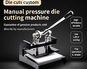 Christmas/manual hand press 25.5*16cm double wheel leather cutting machine clicker die tool machine for leather photo paper PVC/EVA sheet