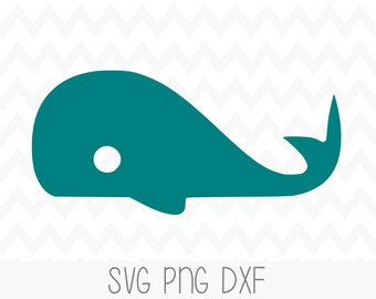 Whales SVG PNG DXF digital cutting filecute whale svgunder the sea svgocean svgsea lifemammalmarine life decorpapercutting template
