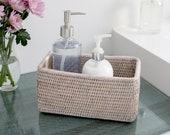 Artifacts Rattan Petite Basket