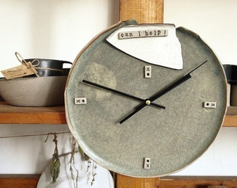 NYC Wood Carved 3D Vergina Sun Clock Travel Souvenir Gift Idea Solid Wood Wall Mount Clock Fiber Laser Engrave I Love New York