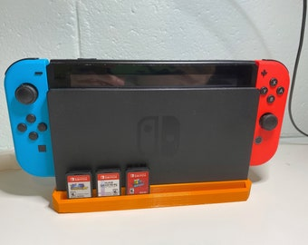 Games Console Holder Etsy