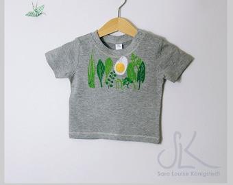 Baby T-Shirt   Organic cotton   Frankfurt Green Sauce   Grie Sauce
