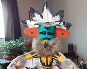 Eagle Dancer Kachina Doll by Cindy Kachada