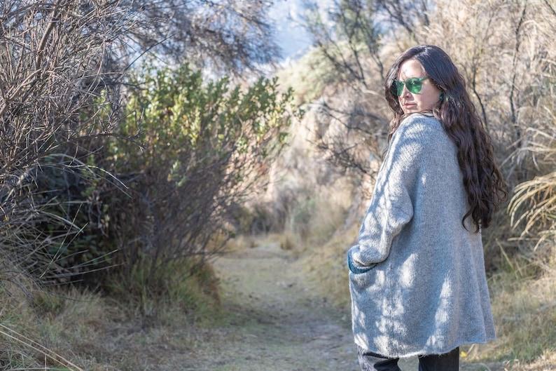 Outdoor Cardigan Woman Knit Sweater Cardigan Bear Cardigan Woman Knit Cardigan Warm Cardigan Onezise Cozy cardigan