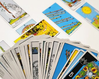 Tarot Card Reading • Tarot, Oracle, Intuitive, Lightworker, New Earth, Spirit, Guidance, Healing, Ascension, Psychic, 5D