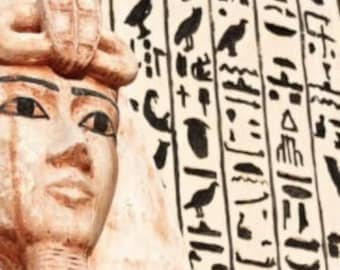 Ancient Egypt Alchemy Reading • Alchemize Your Highest Outcomes On Your Path, Five Sacred Elements, Psychic Guidance & Wisdom , 5D