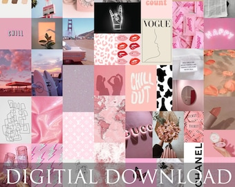 Pink Aesthetic Etsy