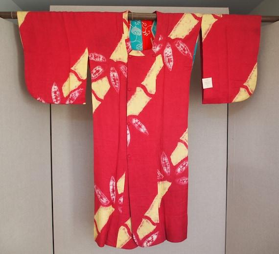 Vintage Michiyuki Raw Silk - image 6