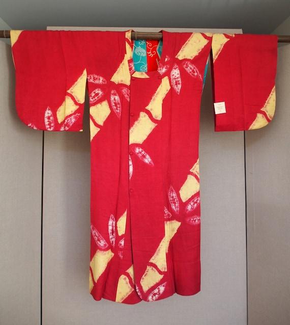 Vintage Michiyuki Raw Silk