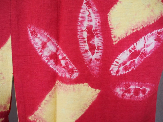 Vintage Michiyuki Raw Silk - image 3