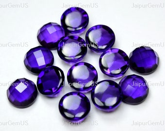 AAA+ Quality Size-18.00mm 1 Match Pair Natural Crystal Quartz Undrilled Fancy Cushion Bufftop Shape