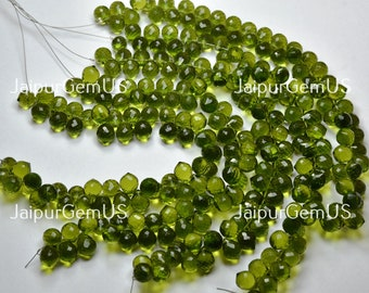 1 Strand Cherry Quartz Beads Handmade Pear Shape Beads Beautiful Pear Smooth Cut Beads Jewelry Charms Size-10x13mm Strand Size-8 Inch.