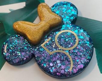 Disney World 50th Anniversary Inspired Phone Grip / EARidescent / 50 / Disneyworld / Birthday Gift / Stocking Stuffer / Disney Celebration