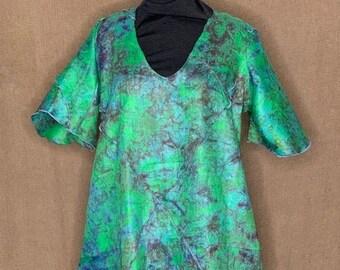 XL AFC Batik Dashiki Dress