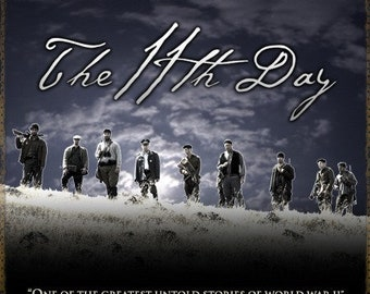 The 11th Day DVD Film.  Greek Resistance in world war II