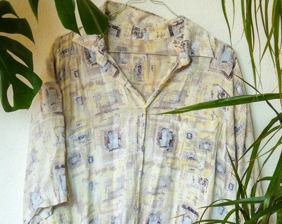 Vintage Sommerhemd   UNISEX
