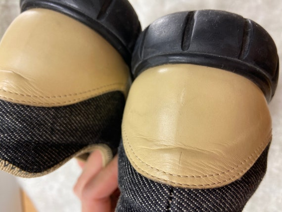 Authentic Chanel Vintage Sneakers - image 6