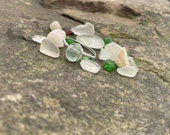 Tamar Cornish Sea Glass Ring