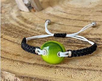 Prairie Green Bracelet